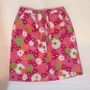 Sag Harbor Sport Skort (skirt/short) Floral